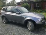 2006 BMW X3 2.0d